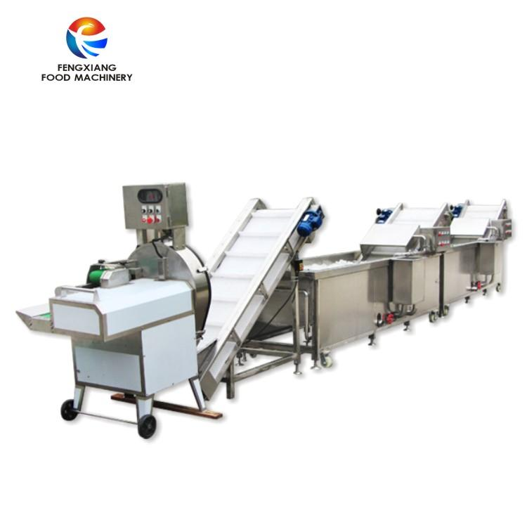 FW-2000 蔬菜切割清洗生产线 1