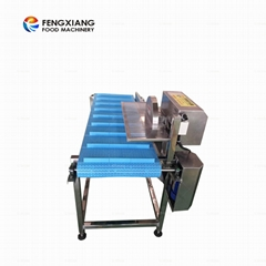 Rhizome Cutting Machine