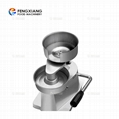Manual hamburger patty press  Machine
