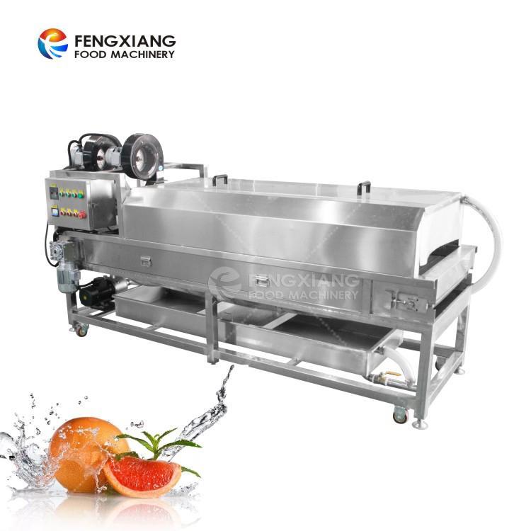 Fruit Washing Sterilizing Drying Machine 1