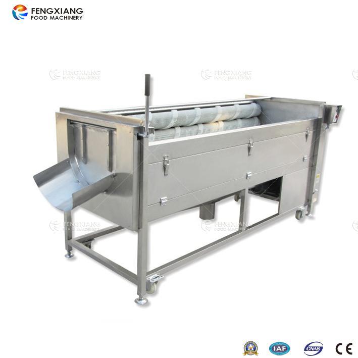 MSTP-1000 Sand roll de-leather machine