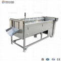 MSTP-1000 Sand roll de-leather machine