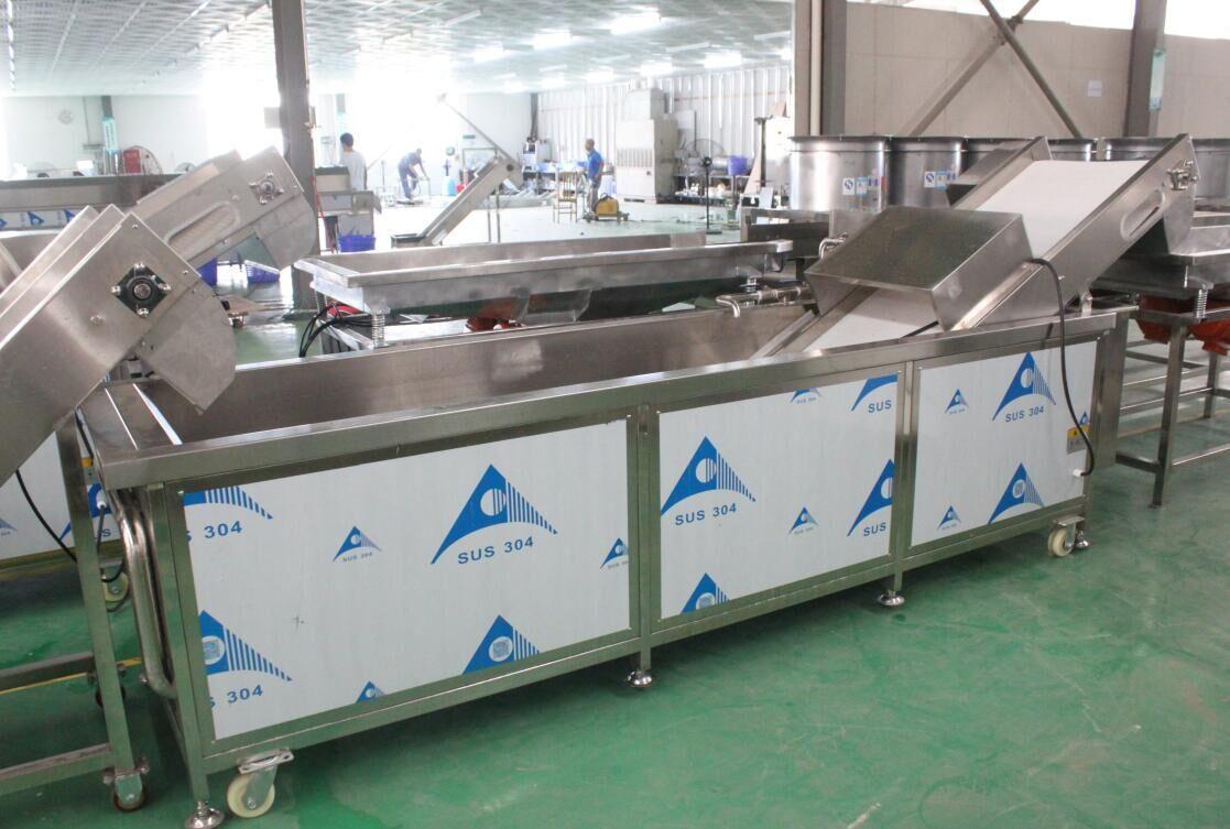 WA-1000 果蔬清洗機 2