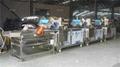 非标定制连续式果蔬清洗生产线 2