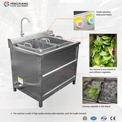 WASC-10 小型果蔬清洗消毒機