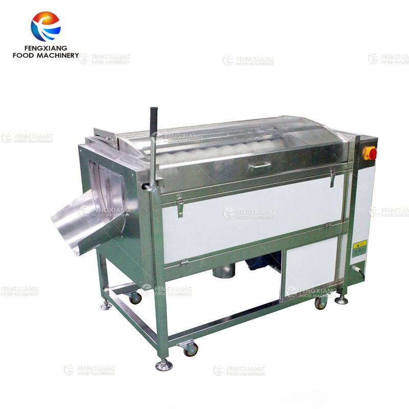 MSTP-500 毛刷清洗脫皮機 4