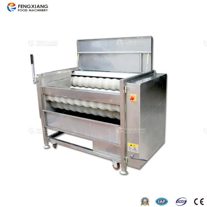 MSTP-500 毛刷清洗脫皮機 5
