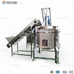 Potato Chips Continuous Automatic Dewatering Machine