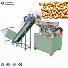 Human Hand Cutter Commercial Potato Peeler and Washing Machine