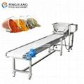 自动水平粉体振动加料器 输送链式加料器 2