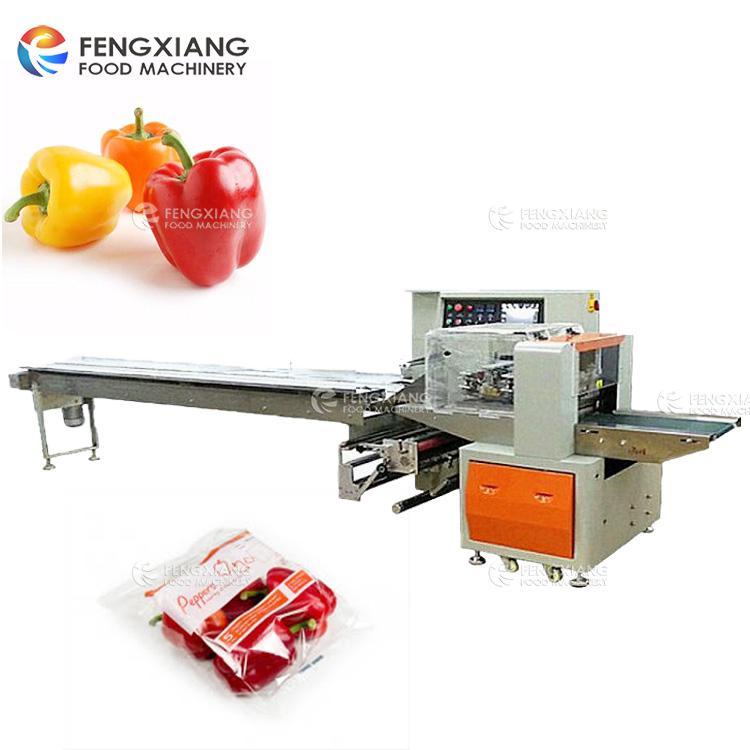 Distribution Center Vegetable Packing Machine Salad Packaging Machine
