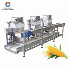 MZ-368玉米自动脱粒机生产线 玉米脱粒机