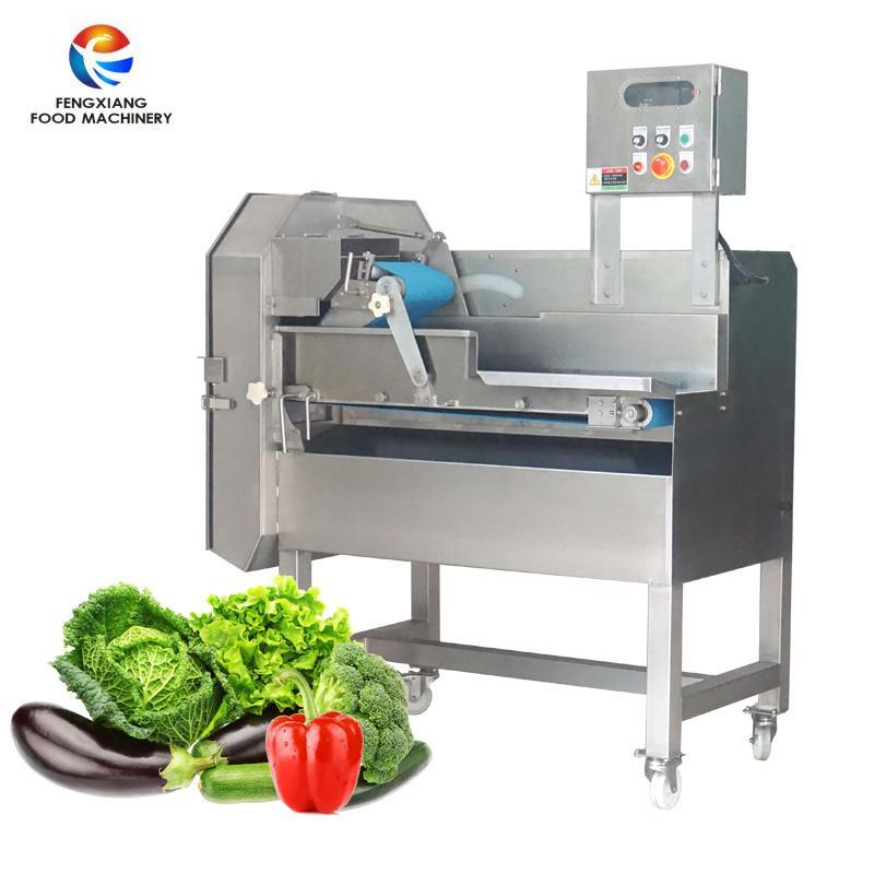 FC-306D 新型果蔬切片機 大型高產切菜機 1