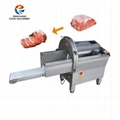 Row Cheese Meat Slicing Cutting Machine