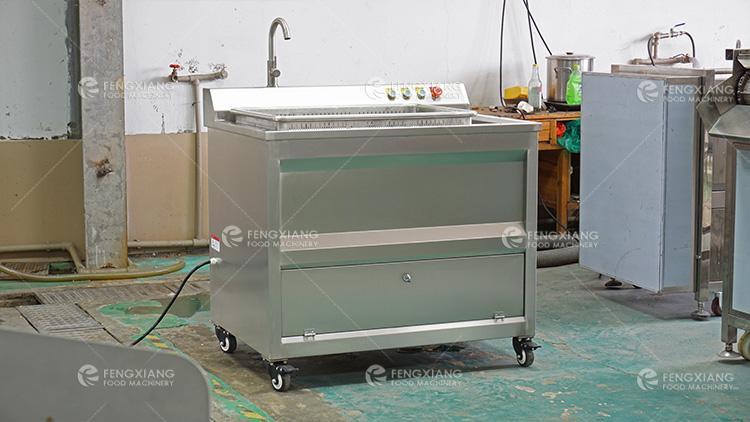 WASC-10 小型果蔬清洗消毒機   3