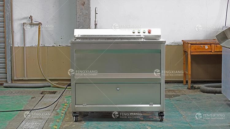 WASC-10 小型果蔬清洗消毒机   2