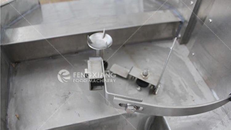 FXP-99 水果削皮機 雙頭冬瓜 南瓜 削皮機 3