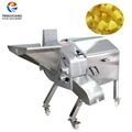 Aloe Pineapple Cube Cutter Large Fruit Vegetable Dicing Machine 1