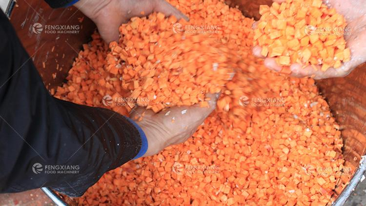 CD-1500 大型果蔬切丁机 芦荟菠萝切丁机 9