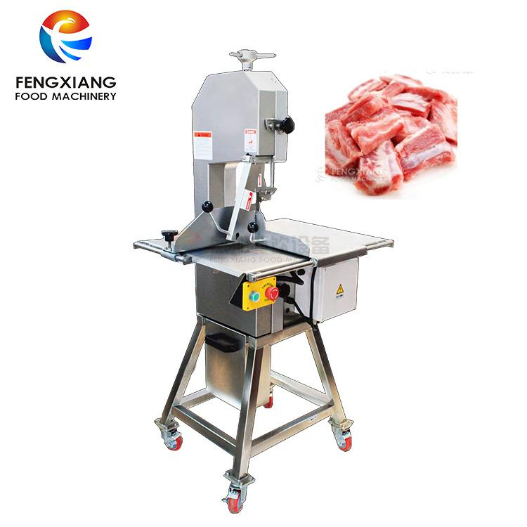 Stainless Steel Pork Ribs Bone Cutting Machine Meat Bones Cutter