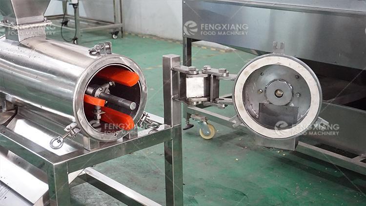 Pomegranate Passhion Fruit Juice Extractor Juicer Making Machine 7