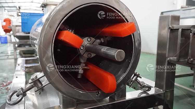 Pomegranate Passhion Fruit Juice Extractor Juicer Making Machine 8