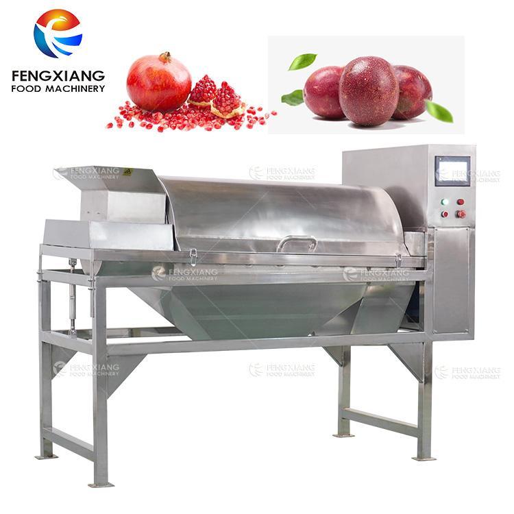 Pomegranate Seed Peeler Machine Splitter Passion Fruit Peeling Machine