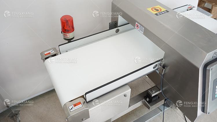 Fengxiang Food Security Metal Detector Machine With Conveyor Belt 4