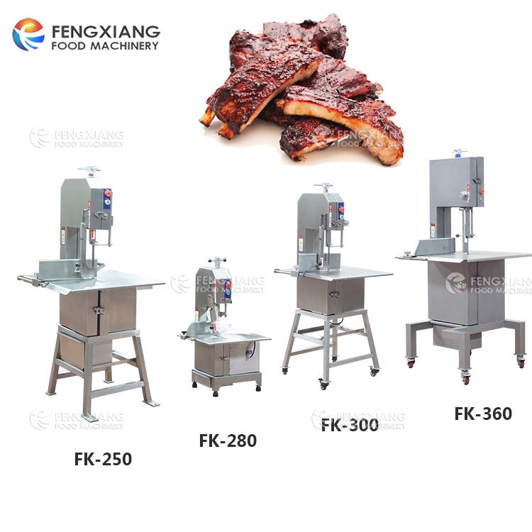 Stainless Steel Bone Sawing Machine Ribs Frozen Meat Saw Cutting Machine