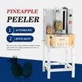 Small Melon Fruit Papaya Peeler Pineapple Peeling Machine