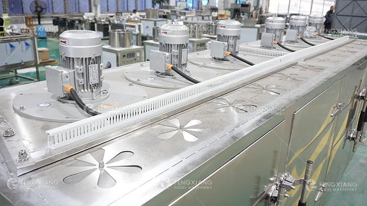 凤翔 电热风干机 翻转式风干机 5