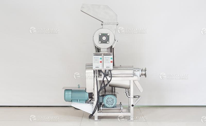 凤翔  螺旋式破碎榨汁机  胡萝卜榨汁机 苹果榨汁机 2