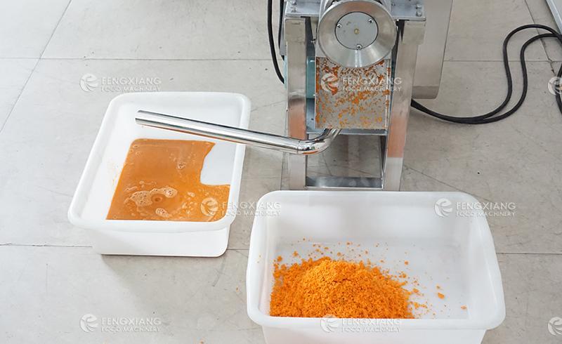 凤翔  螺旋式破碎榨汁机  胡萝卜榨汁机 苹果榨汁机 4