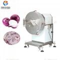 FC-582 Onion Rings Cutting Slicing Machine Potato Chips Cutting Machine