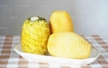 Desk-Top Automatic Melon Peeling Machine For Papaya Taro pineapple