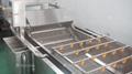 Industrial Large Vegetable Fruit Spray Washing Machine