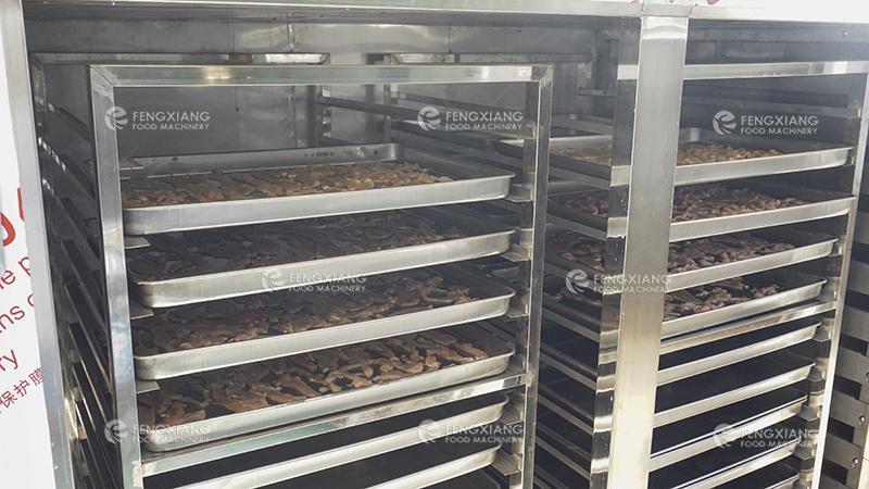凤翔 食品烘干机 工业肉干烤箱 果蔬干燥机 2