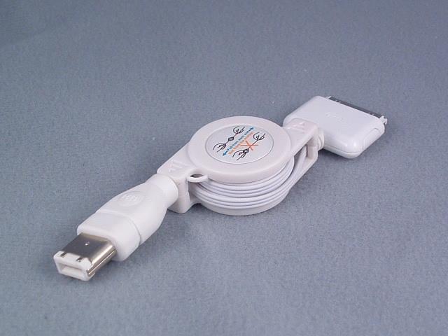 iPod 1394 retractable FireWire 1