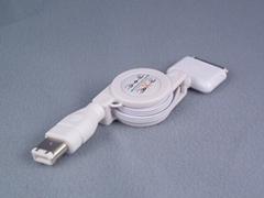 iPod 1394 retractable FireWire