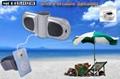 Mini Portable Speaker for iPod/ iPod Mini /MP3/CD