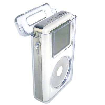 iPod4代透明盒 1
