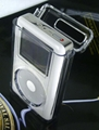 Crystal Clear Hard Case for iPod Photo 1