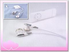 iPod耳机-可伸缩