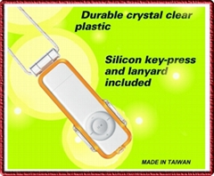 iPod shuffle Crystal Sport Case