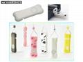 iPod Shuffle Silicon Case - Bone Series