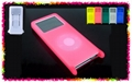 iPod nano silicone case (Glow in the