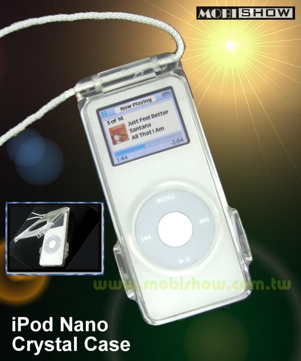 iPod nano Crystal Case (Hard Case)(Sport Case) 1