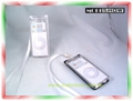 iPod nano 透明壓克力