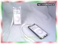 iPod nano 透明壓克力保護盒