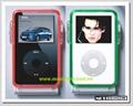 iPod 5代透明压克力塑胶保